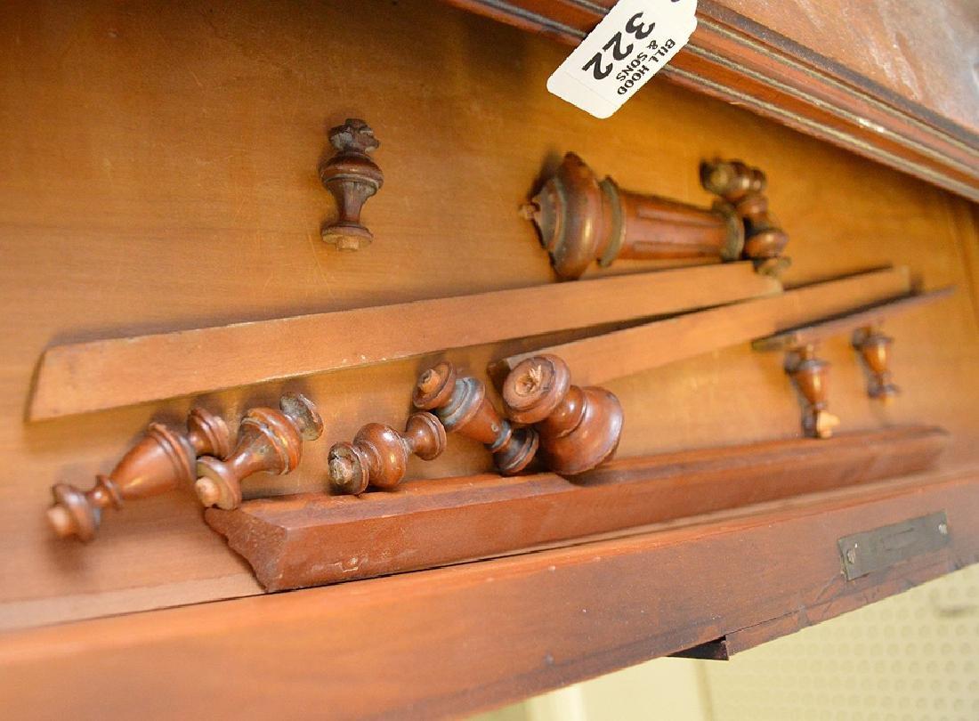 Walnut Music Cabinet, Origin: France  Circa: 1890, - 5