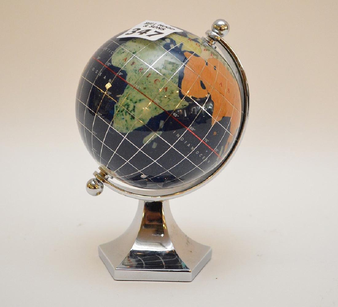 """Globe, 5"""""""