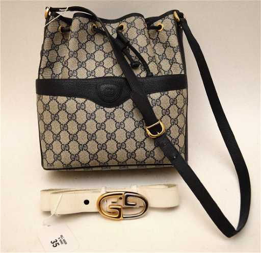 62628309f2c Good Vintage Gucci Hobo bag together with a Fine Gucci