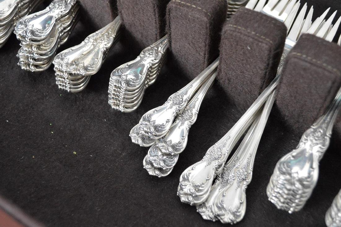 Towle Old Master Sterling Silver Flatware Set, 78 troy - 3