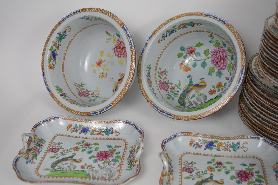 Spode porcelain dinner service, incl; 12 dinner plates - 2