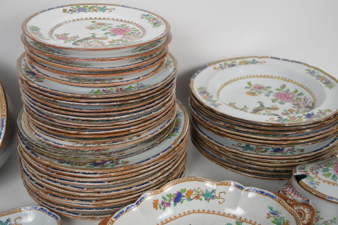 Spode porcelain dinner service, incl; 12 dinner plates - 3
