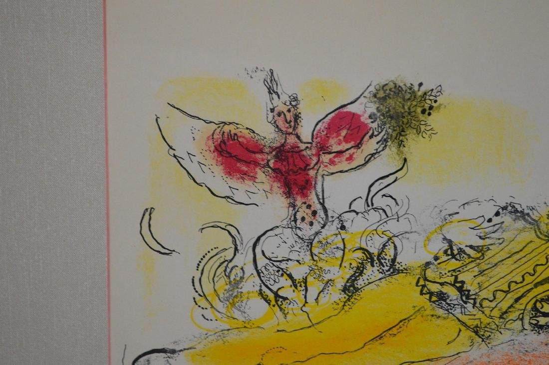 Marc Chagall (FRENCH/RUSSIAN, 1887–1985) Lithograph, - 6