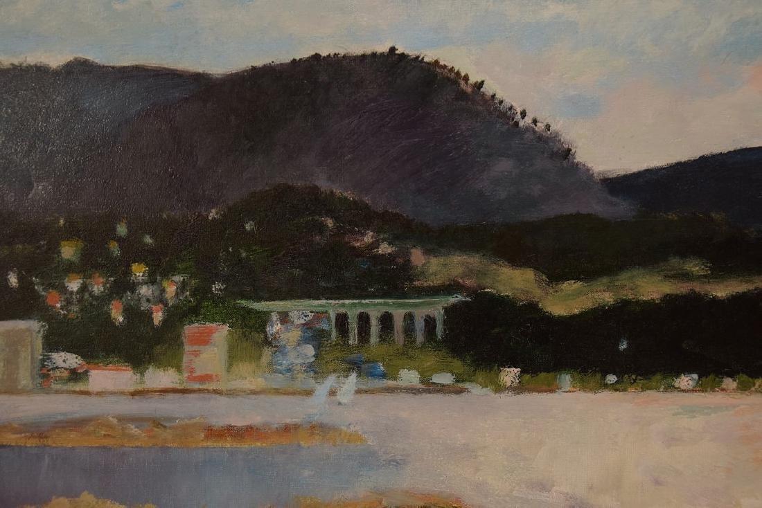 Guy Bardone  (France 1927 - 2015) oil on canvas, French - 3