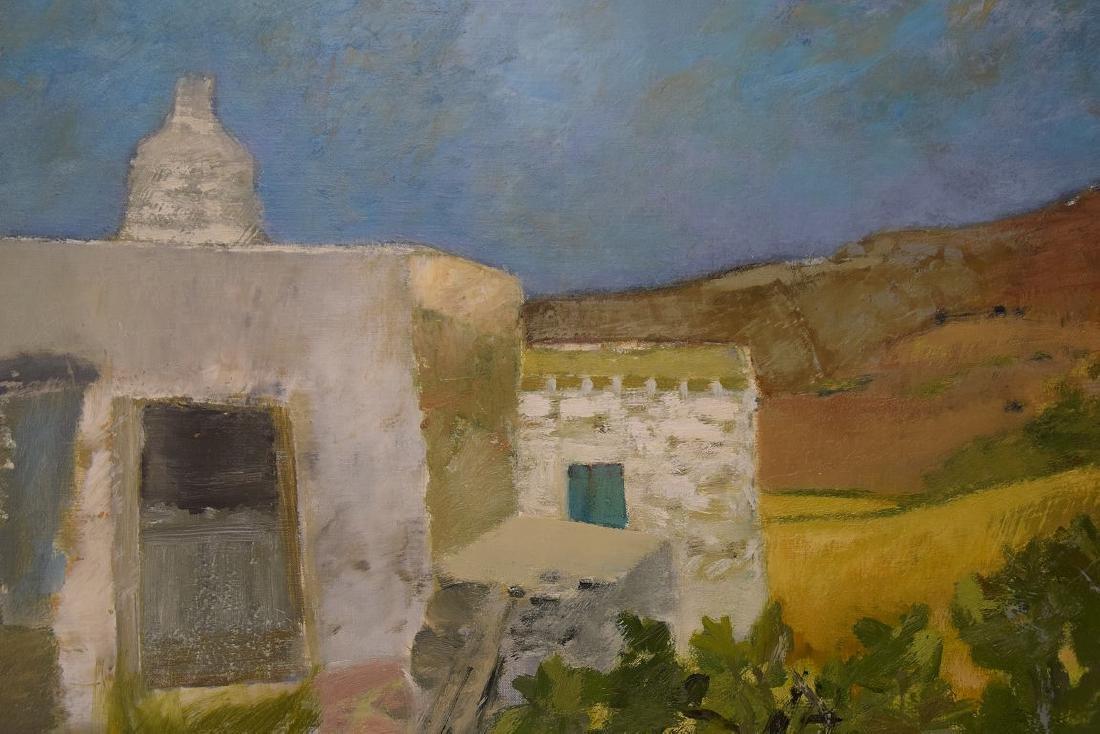 Guy Bardone  (France 1927 - 2015) oil on canvas, LE - 3