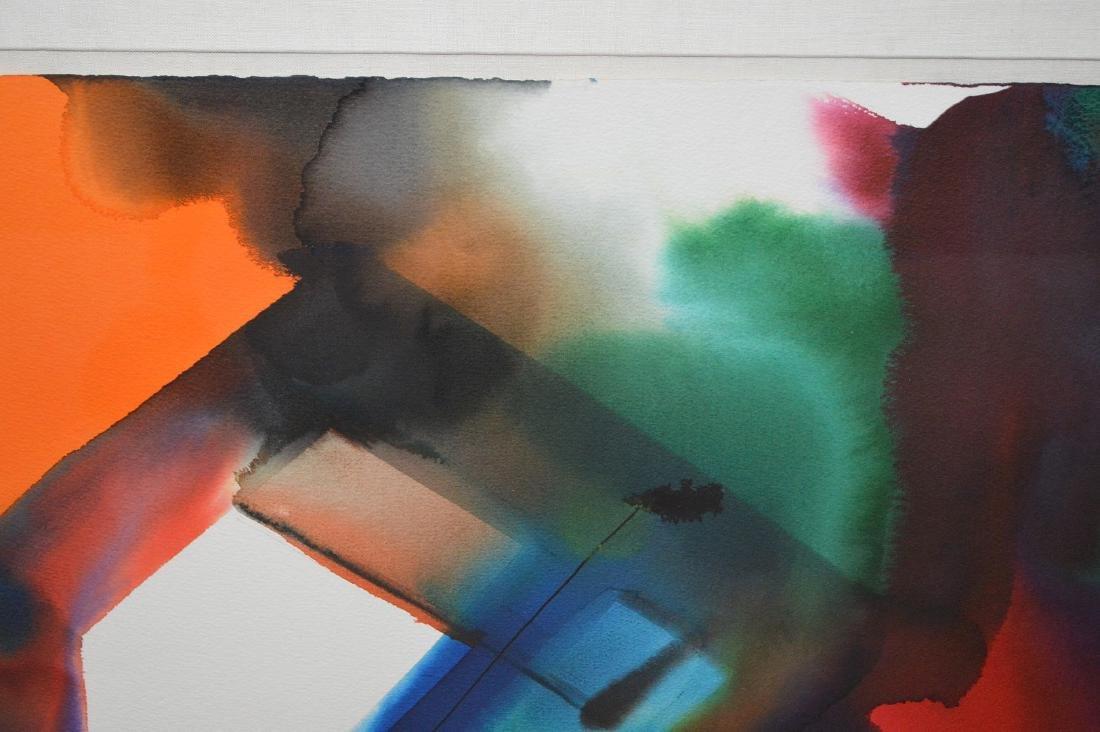Paul Jenkins (AMERICAN, 1923–2012) Original Watercolor - 8