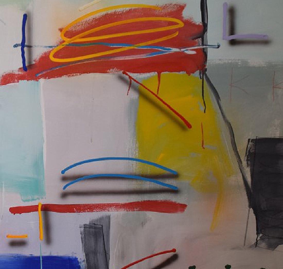 Joseph Stabilito (born 1955) oil on canvas, - 2