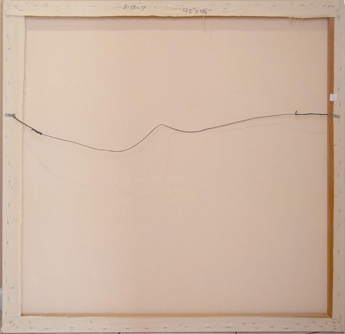Joseph Stabilito (born 1955) oil on canvas, - 3