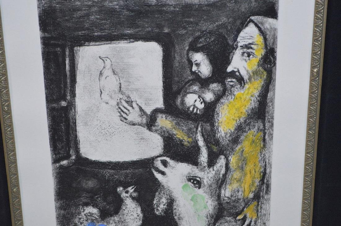 Marc Chagall (FRENCH/RUSSIAN, 1887–1985) colored - 3