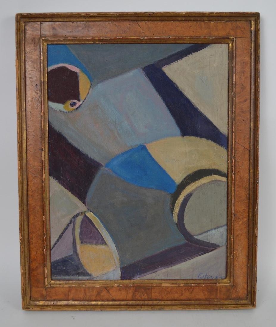 Maurice Esteve (France 1904 - 2001) Abstract