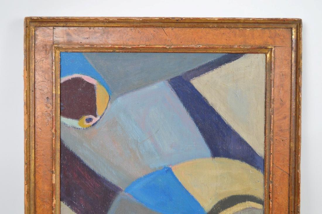 Maurice Esteve (France 1904 - 2001) Abstract - 2
