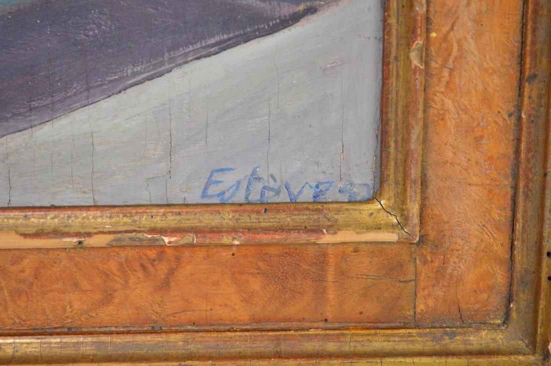 Maurice Esteve (France 1904 - 2001) Abstract - 4