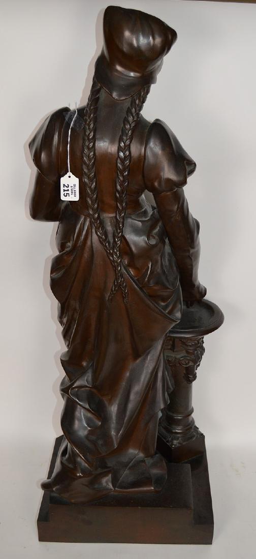 Alexandre Falguiere (France 1831 - 1900) Lg. Bronze - 10