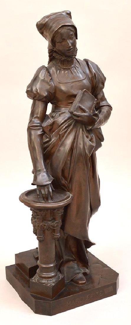 Alexandre Falguiere (France 1831 - 1900) Lg. Bronze