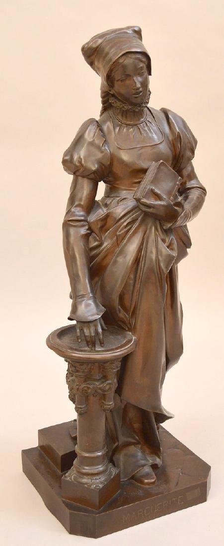 Alexandre Falguiere (France 1831 - 1900) Lg. Bronze - 2