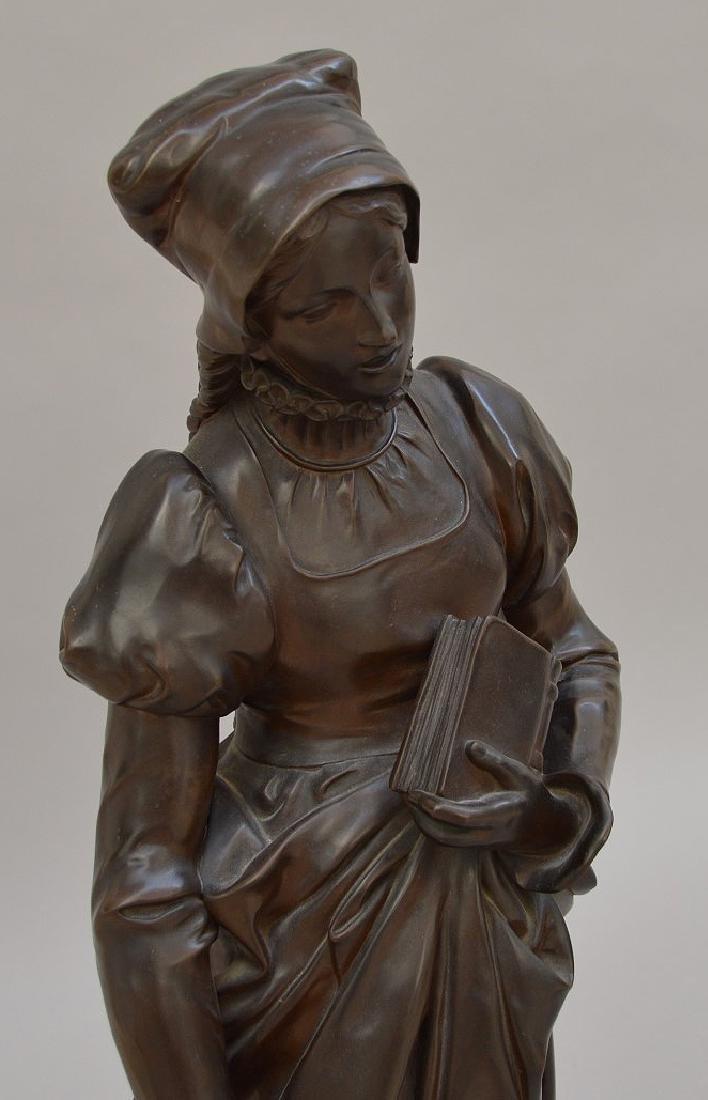 Alexandre Falguiere (France 1831 - 1900) Lg. Bronze - 7