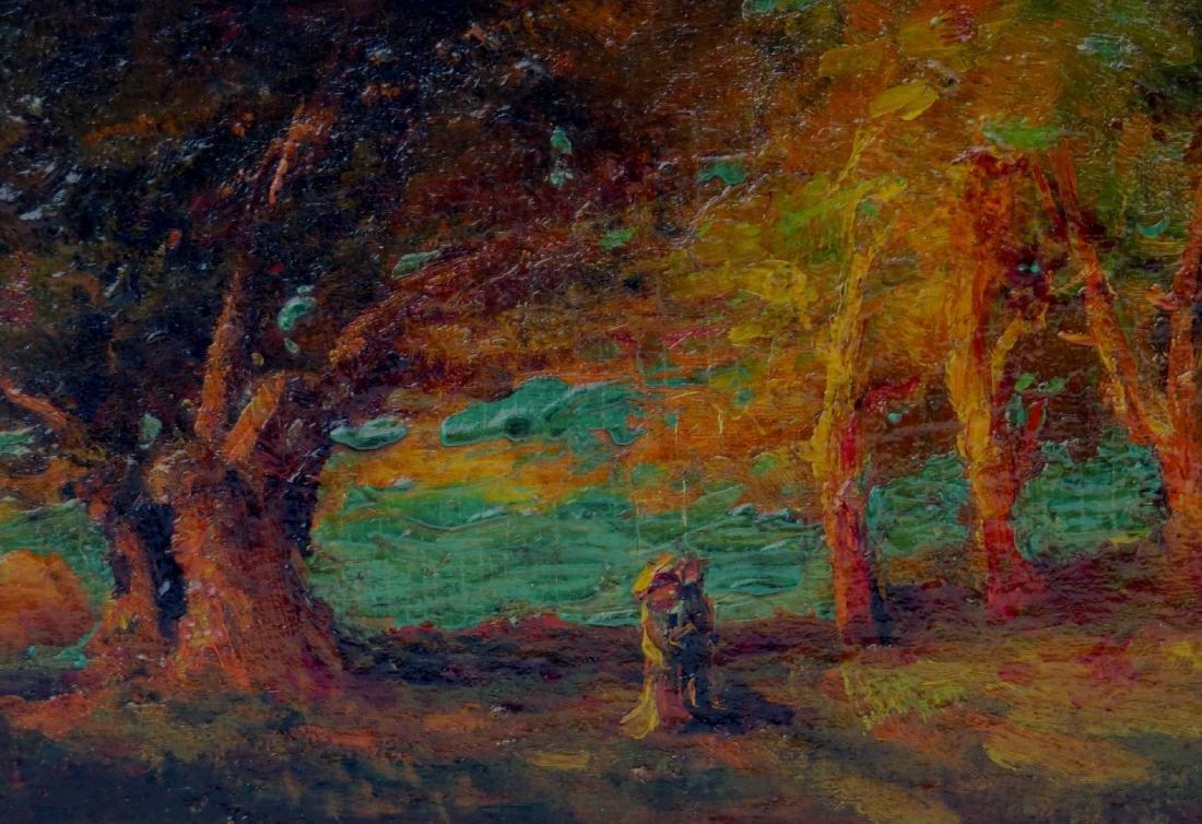 HENRY HAMMOND AHL oil painting Landscape - 4
