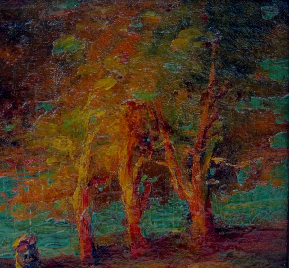 HENRY HAMMOND AHL oil painting Landscape - 5