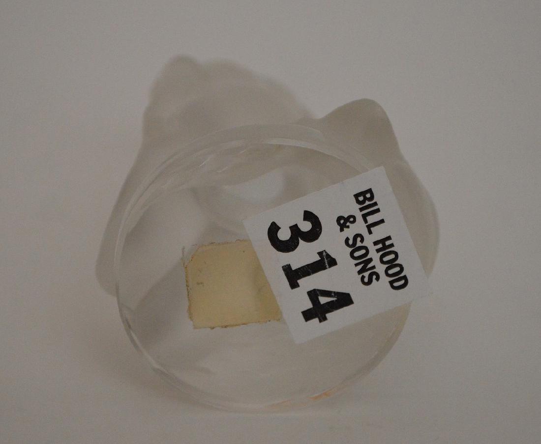 """Lalique """"Diane"""" figure, 4 1/2""""h - 6"""