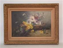 Eugene Henri Cauchois (French 1850 - 1911) Still Life