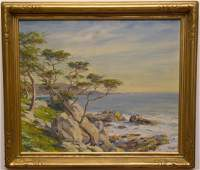 Louis Aston Knight (AMERICAN, 1873–1948) Monterey