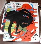 161 2 Joan Miro Album Books