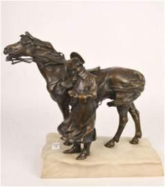 ANGILOLO VANNETTI, Italian (1881-1962) Bronze Figural