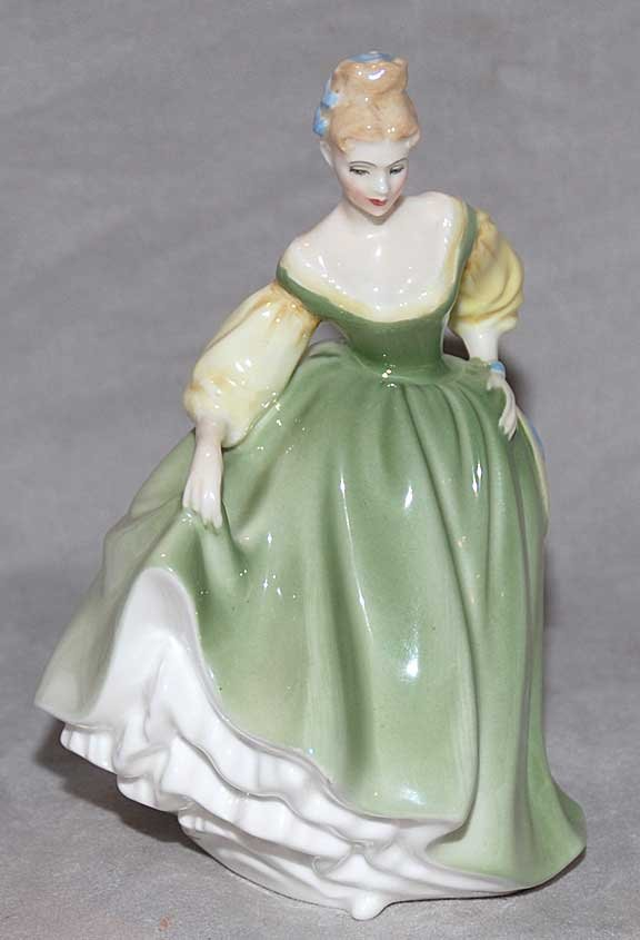 "1011: Royal Doulton ""Fair Lady"" HN 2193"