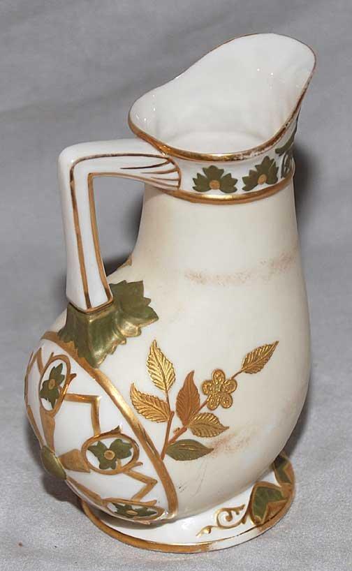 1020: 3 pcs porcelain, 1 RS Prussia