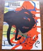 1358 Joan Miro Album Derrier Le Mirror Joan Miro