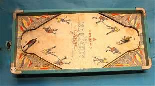 """Gotham 1950's ice hockey game, 24 1/2""""lx 11 1/2""""w x"""