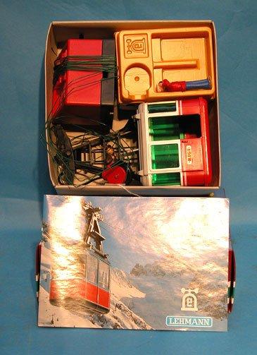"10: ""Lehmann"", Rigi 900 cable car with two figures, min"