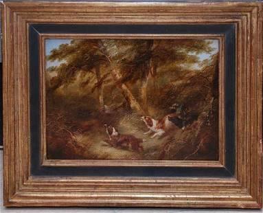 148A: George Armfield (BRITISH, BORN CIRCA 1808-1893) o