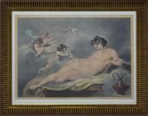 "Francesco Bartolozzi (Italian 1728-1815), ""Venus and"