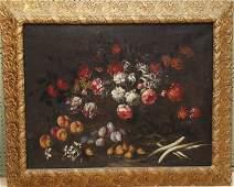 92: Italian School, 18/19th century old master oil on c