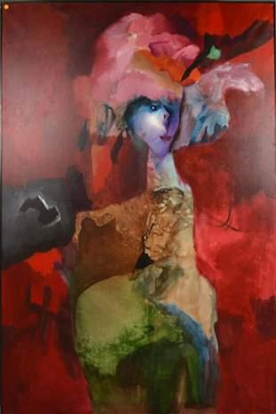 Modest Cuixart Tapies (1925 – 2007) Spanish, 20th
