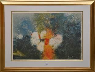 BARUJ SALINAS (Cuban, 20th Century b. 1935) Untitled-