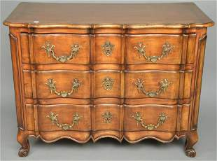 "Fine Reproduction Country French Chest, 36""h x 47""w x"