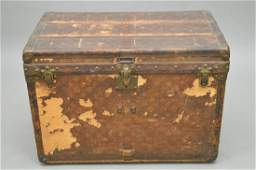 Vintage Louis Vuitton Trunk, (Very As Is)