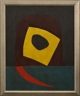 Enrico Donati (Italian/American 1909-2008) Composition,