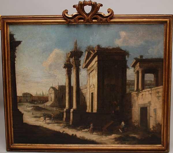 144: Italian 17th Century Attributed Alberto Carlieri
