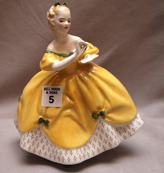 "5: Royal Doulton ""The Last Waltz"" HN2315, 7 1/2""h"