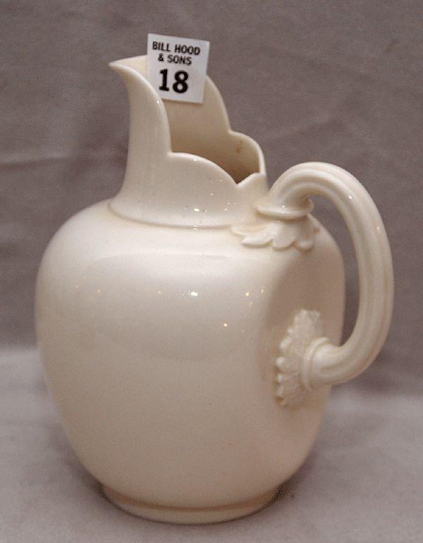 "18: Royal Worcester pitcher, 7""h"
