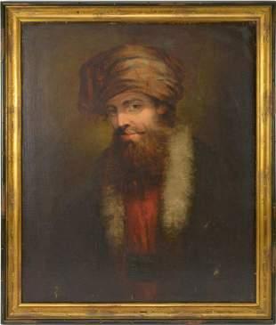 ATTR. TO: Giovanni Battista Tiepolo -Italian Portrait