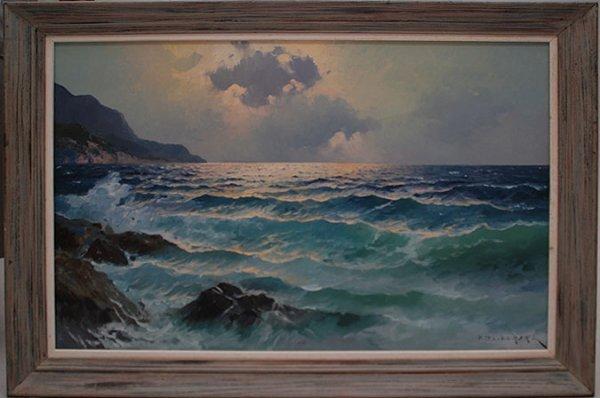 225: Alexander Dzigurski (YUGOSLAVIAN/AMERICAN, 1911-19