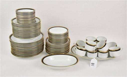 Richard Ginori, Italian porcelain Dinner Service
