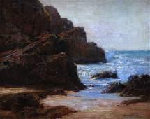 216A: Jack Wilkinson Smith American California Seascap