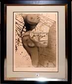 61 Salvador Dal SPANISH 19041989 Lithograph Ret