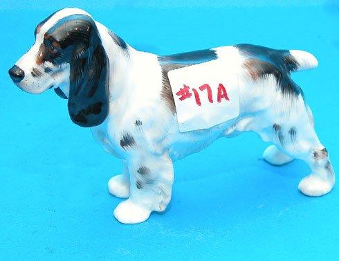 "1017A: Royal Doulton Dog figurine, h 1078, 3-1/2"" x 5"""