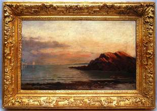 92: Attributed to Alexander Harrison (American 1853 -